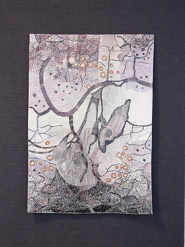 Tertsa -Flower Shadows / Tertsa - skuggan efter blommor